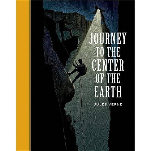 Journey to the Center of the Earth - (Classics Library) by  Jules Verne (Hardcover) - image 1 of 1