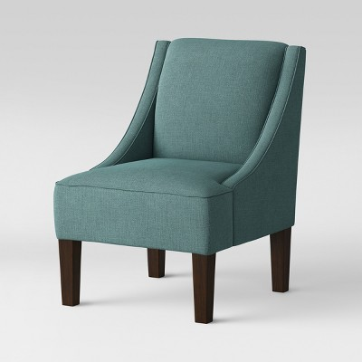 Ordinaire Hudson Swoop Arm Chair   Threshold™ : Target