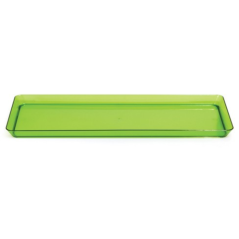 Green Serving Tray - image 1 of 1