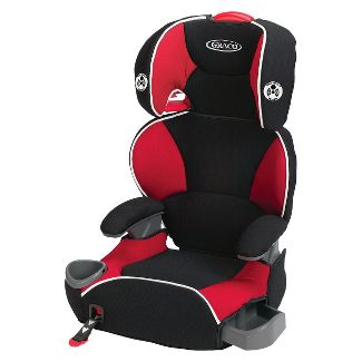 Graco Affix Youth Booster Seat with Latch System - Atomic