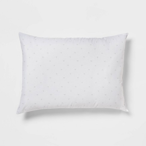 Plush Pillow Standard/Queen White - Room Essentials™ - image 1 of 4
