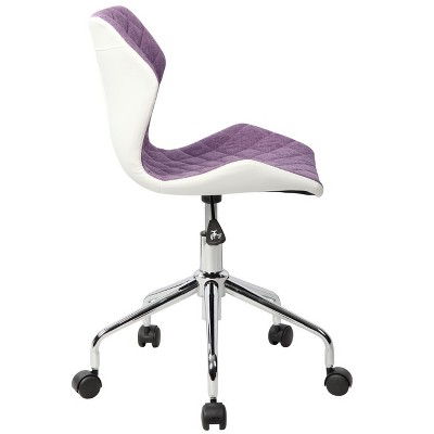 Techni Mobili Modern Height Adjustable Office Task Chair : Target