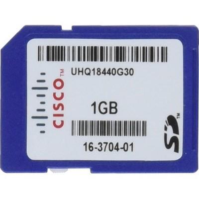 Cisco 1 GB SD - 1 Card