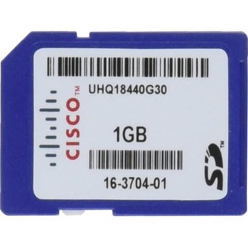 Cisco 1 GB SD - 1 Card - image 1 of 1