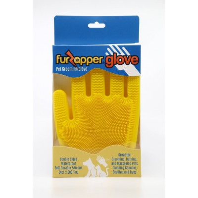 FurZapper Dog and Cat Grooming Glove