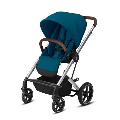 Cybex Balios S Lux Full Size Stroller - River Blue