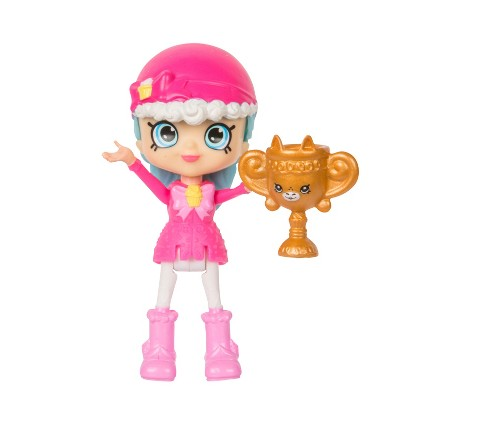 Happy Places™ Shopkins Lil' Shoppie Doll - Jessicake - image 1 of 5