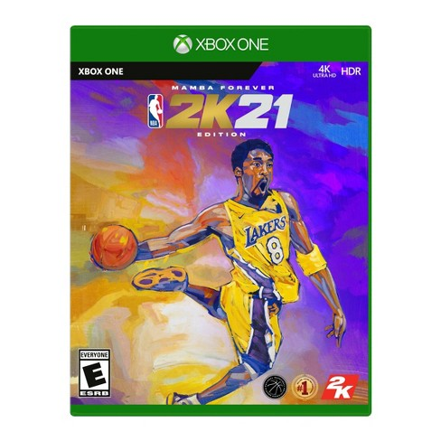 NBA 2K21: Mamba Forever Edition - Xbox One - image 1 of 4