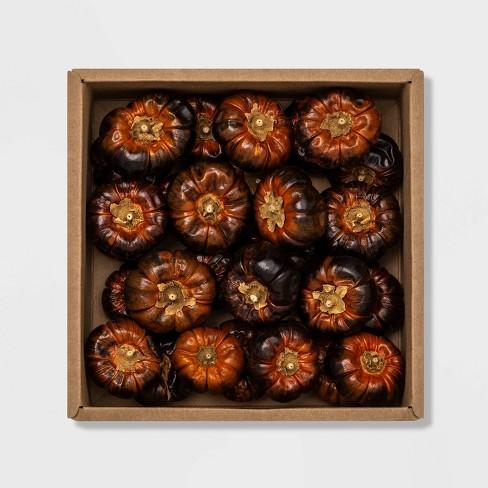 Unscented Decorative Pumpkin Vase Filler Orange - Smith & Hawken™ - image 1 of 1