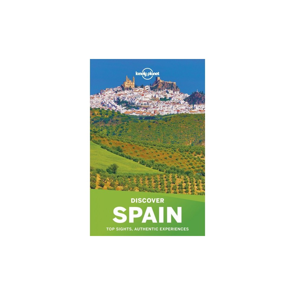 Lonely Planet Discover Spain - 6 Pap/Map (Paperback)