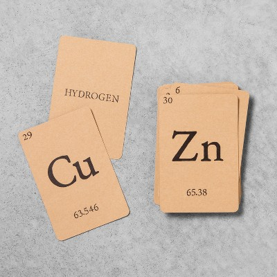 Chemical Element Flashcards - Hearth & Hand™ with Magnolia