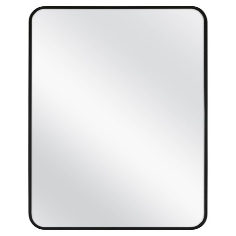 """24"""" x 30"""" Rectangular Decorative Wall Mirror with Rounded Corners - Project 62™ - image 1 of 2"""