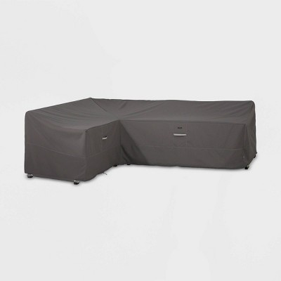 Ravenna Left Sectional Cover Slate - Classic Accessories