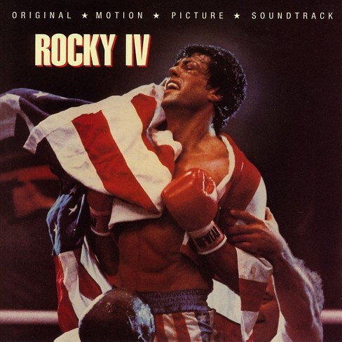 Various - Rocky iv (Ost) (Vinyl) - image 1 of 1