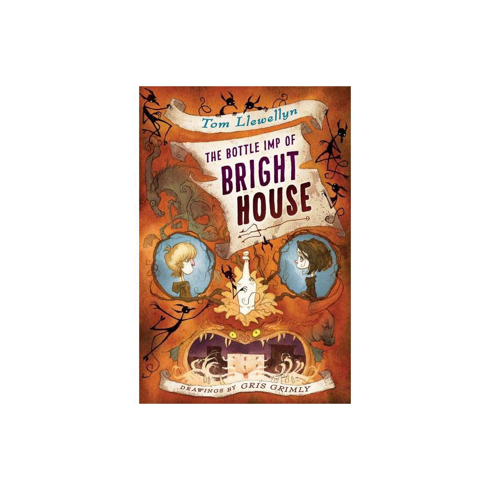 The Bottle Imp Of Bright House By Tom Llewellyn Paperback