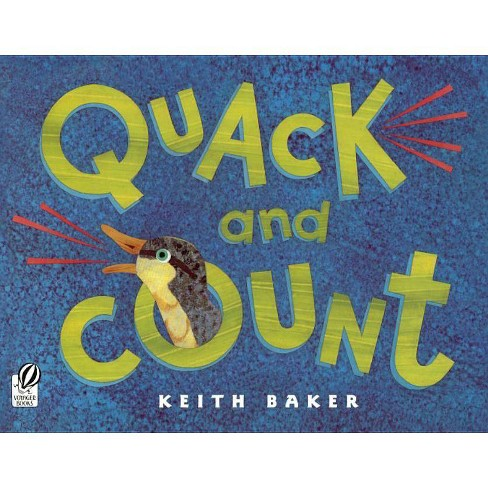 Quack and Count - by  Keith Baker (Hardcover) - image 1 of 1