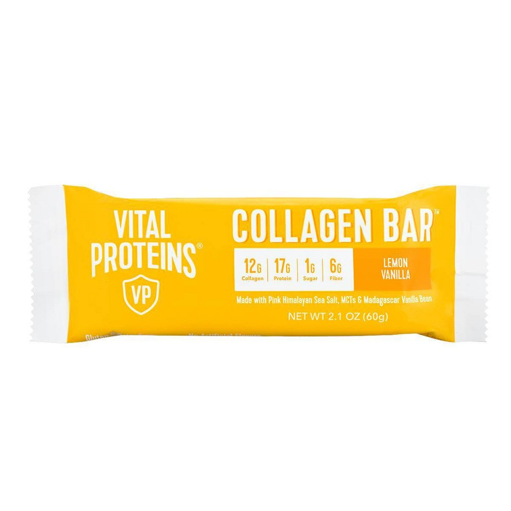 Image of Vital Proteins Collagen Bar - Lemon Vanilla - 2.1oz