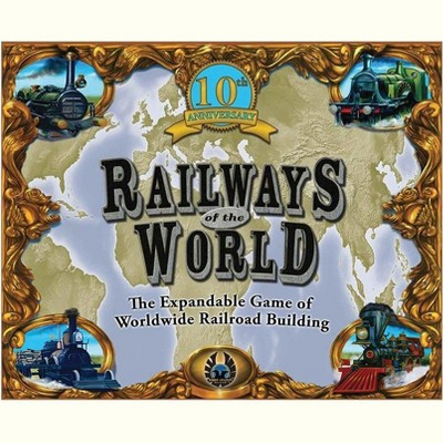 Railways of the World (10th Anniversary Edition) Board Game