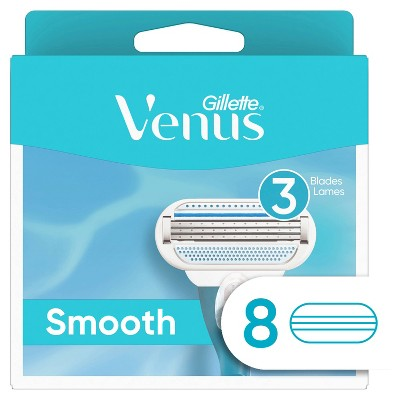 Venus Smooth Women's Razor Blade Refills