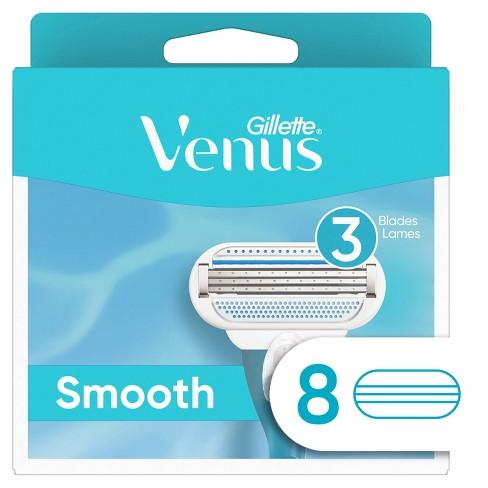 Venus Smooth Women's Razor Blade Refills - image 1 of 4