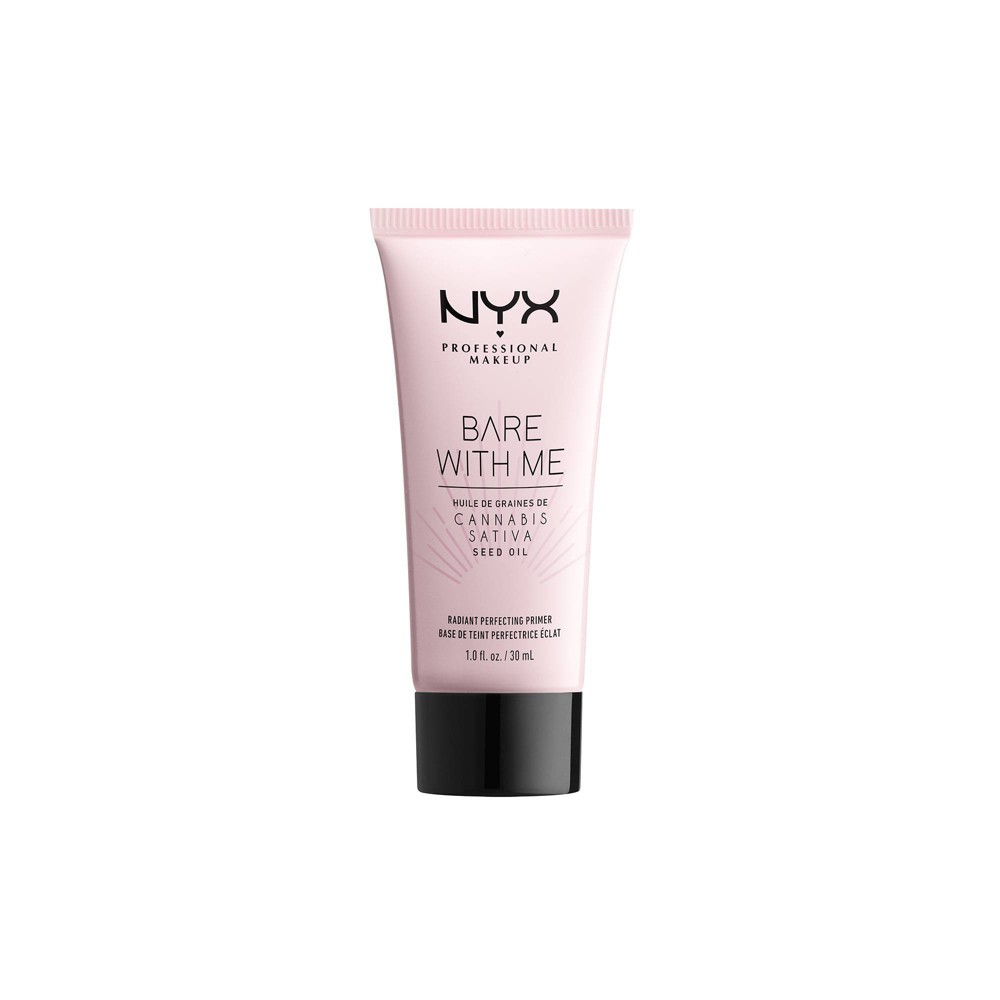 Image of NYX Professional Makeup Bare With Me Cannabis Radiant Primer - 1oz