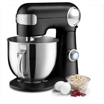 Cuisinart Precision Master 5.5qt Stand Mixer - Black - SM-50BK