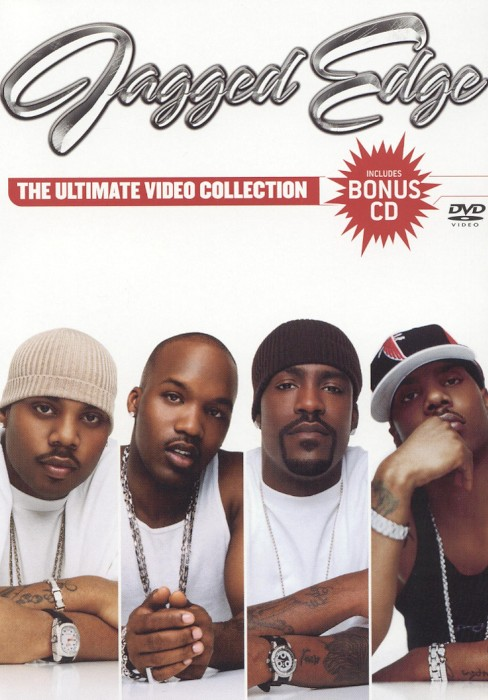 Jagged Edge: The Ultimate Video Collection [DVD/CD] - image 1 of 1
