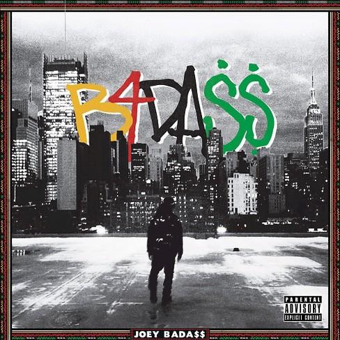 Joey Bada$$ - B4.DA.$$ [Explicit Lyrics] (CD) - image 1 of 2