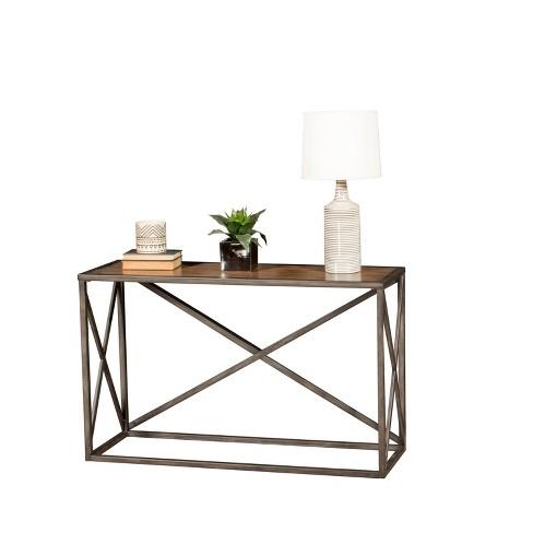 Angora Sofa Table Light Brown - Hillsdale Furniture - image 1 of 4