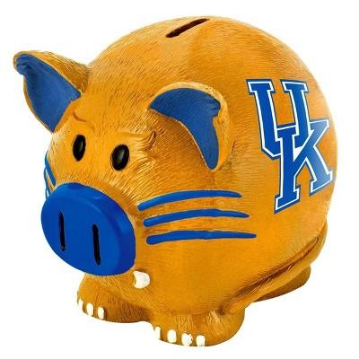 """Forever Collectibles Kentucky Wildcats NCAA 8"""" Resin Piggy Bank"""