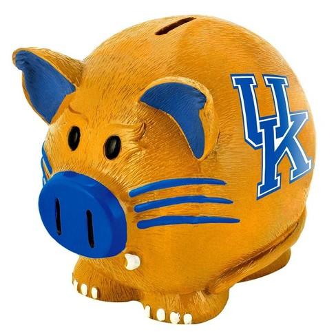 "Forever Collectibles Kentucky Wildcats NCAA 8"" Resin Piggy Bank - image 1 of 1"