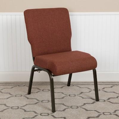 Flash Furniture Advantage 20.5 in. Molded Foam Church Chair