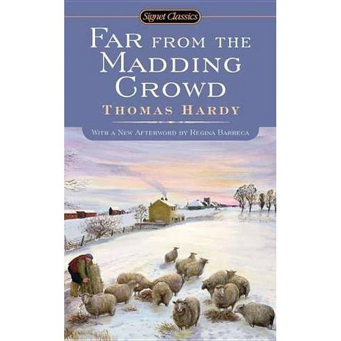 Far from the Madding Crowd - (Signet Classics) by  Thomas Hardy (Paperback) - image 1 of 1