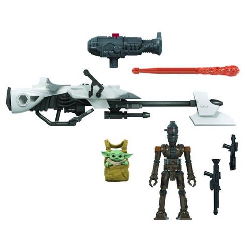 Star Wars Mission Fleet IG-11 and Child - image 1 of 4