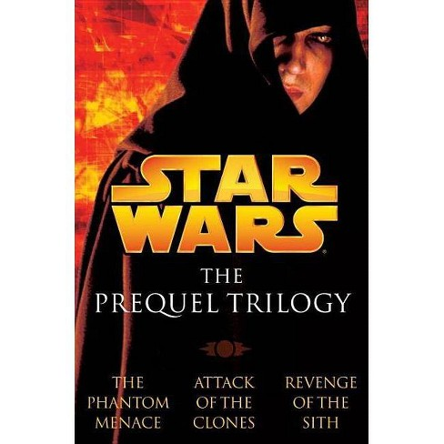 The Prequel Trilogy: Star Wars - by  Terry Brooks & R A Salvatore & Matthew Woodring Stover (Paperback) - image 1 of 1