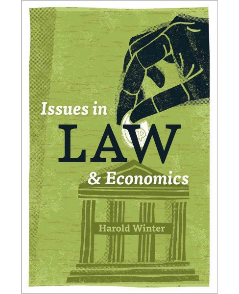 Issues in Law and Economics (Paperback) (Harold Winter) - image 1 of 1