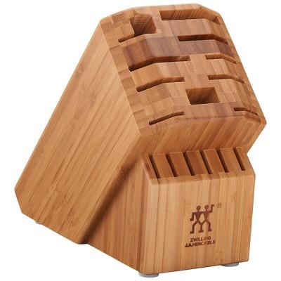ZWILLING Pro 16-slot Knife Block - Bamboo