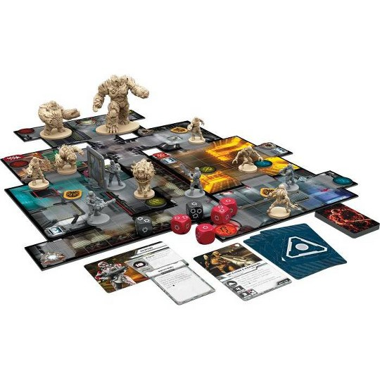 Doom: The Board Game Second Edition image number null