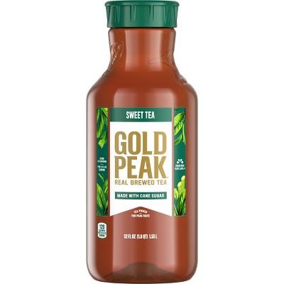 Gold Peak Sweetened Black Iced Tea Drink - 52 fl oz