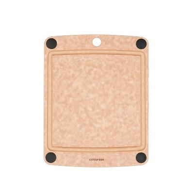 "Epicurean 11.5""x9"" Non-Slip Cutting Board Natural"