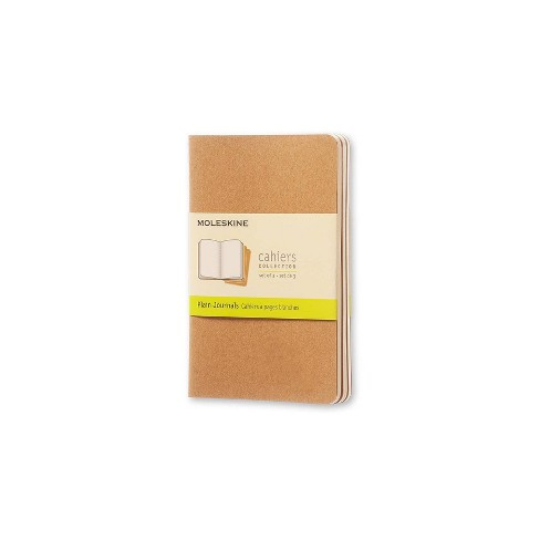 Moleskine Plain Cahier Kraft Journal - image 1 of 4