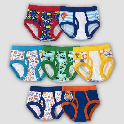 Toddler Boys' 7pk Blippi Briefs