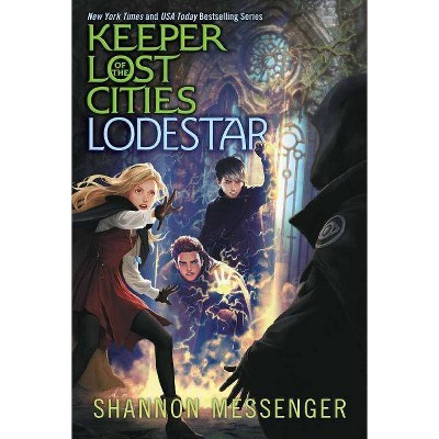 Lodestar, Volume 5 - (Keeper of the Lost Cities) by Shannon Messenger (Paperback)