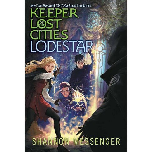 Lodestar - (Keeper of the Lost Cities) by  Shannon Messenger (Paperback) - image 1 of 1