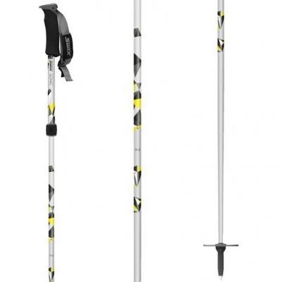 Swix Sonic R4 Adjustable Aluminum Ski Poles