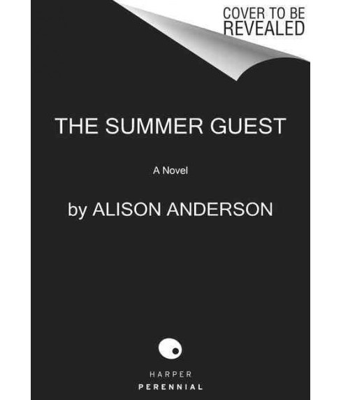 Summer Guest -  Reprint by Alison Anderson (Paperback) - image 1 of 1