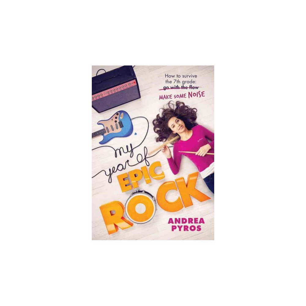 My Year of Epic Rock (Paperback)