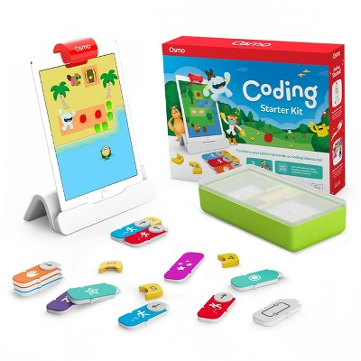 Osmo - Coding Starter Kit for iPad - Ages 5-12 - Coding, STEM