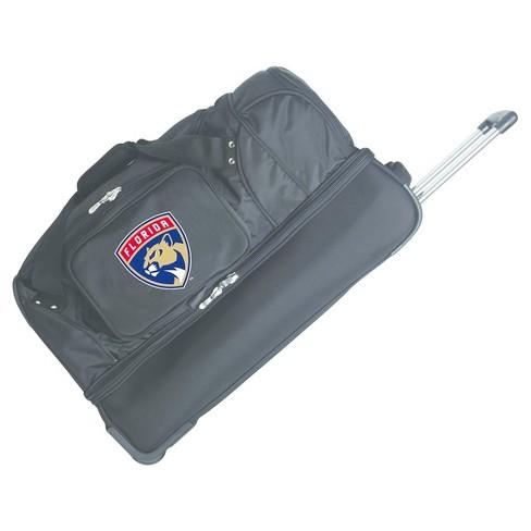 "NHL Florida Panthers Mojo 27"" Rolling Drop Bottom Duffel Bag - image 1 of 2"