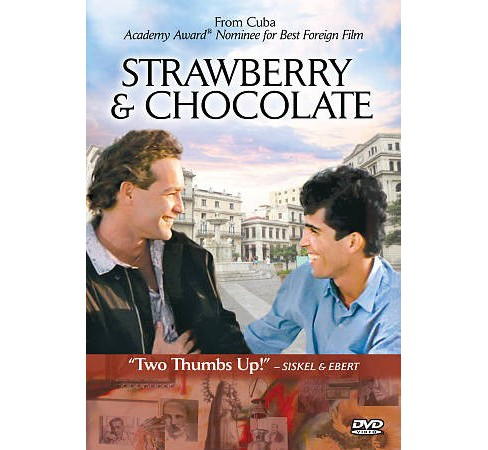Strawberry & Chocolate (DVD) - image 1 of 1